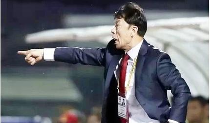 HLV Chung Hae Seong nói gì về trận thua bất ngờ trước Bình Dương?