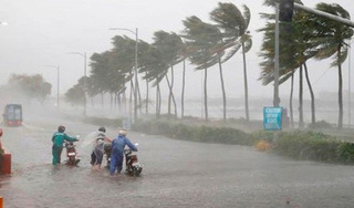 Mùa mưa bão năm nay đến muộn, sẽ có khoảng 6 cơn bão ảnh hưởng đất liền