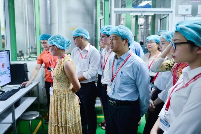 Khám phá nhà máy Number 1 của Tập đoàn Tân Hiệp Phát tại Hà Nam
