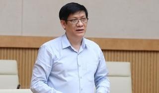 Ông Nguyễn Thanh Long làm quyền Bộ trưởng Y tế