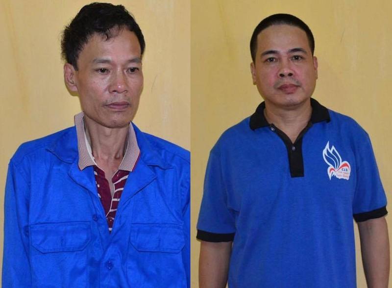 Hai con nghiện giả cảnh sát lừa chạy án chiếm đoạt 200 triệu đồng