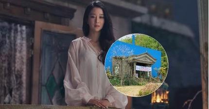 Sự thật về lâu đài nguy nga của Seo Ye Ji trong 'Điên thì có sao' khiến fan 'ngã ngửa'