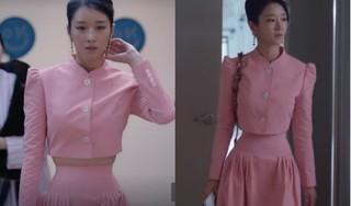 Seo Je Jin khoe vòng eo 'siêu thực' đến khó tin, bé hơn Ngọc Trinh 10cm