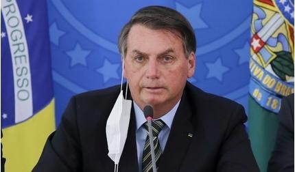 Tổng thống Brazil lên truyền hình thông báo nhiễm Covid-19