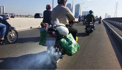 Đề xuất kiểm định khí thải định kỳ của xe máy