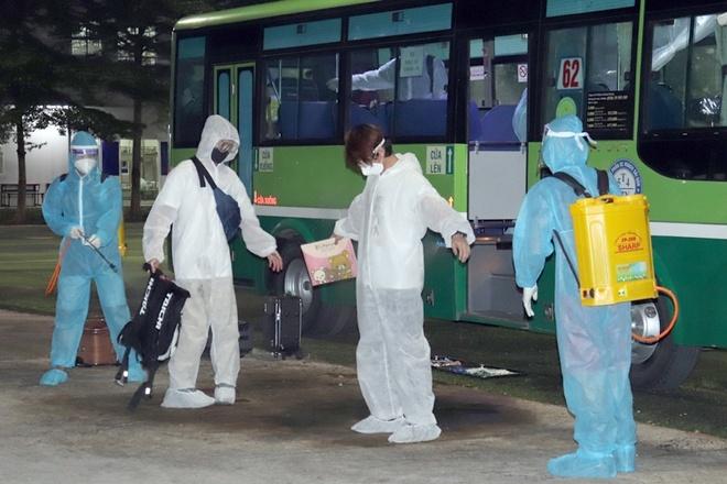 Đồng Nai tiếp nhận, cách ly gần 240 công dân từ Đài Loan về nước
