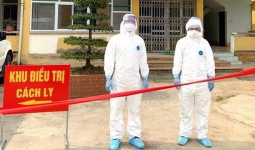 Kết quả xét nghiệm Covid-19 của người Trung Quốc nhập cảnh trái phép tại quận 10