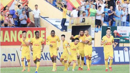 Những thống kê 'buồn' về CLB DNH Nam Định sau 8 vòng đấu tại V.League