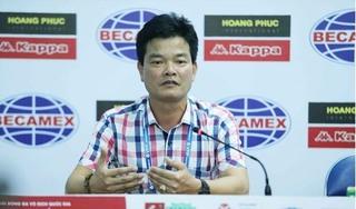 HLV Nguyễn Văn Sỹ đề xuất treo còi vĩnh viễn các trọng tài mắc sai sót