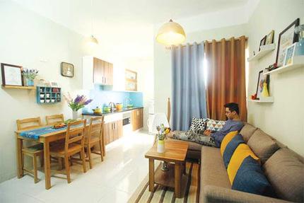 Nhu cầu và giải pháp nào cho căn hộ 25m2?
