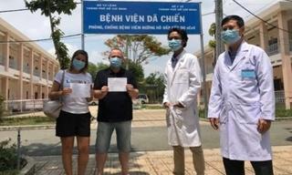 Thêm 2 ca khỏi bệnh, Việt Nam đã chữa khỏi 94% bệnh nhân Covid-19