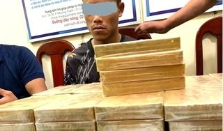 Triệt phá đường dây ma túy 'khủng', thu giữ 54 bánh heroin