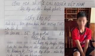 Không đóng tiền gửi xe, học sinh cấp 2 bị mời lên viết 'giấy báo nợ'