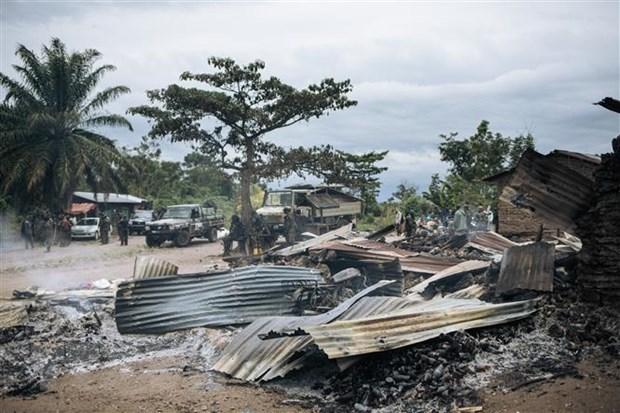 Ít nhất 20 dân thường thiệt mạng trong vụ thảm sát đẫm máu tại Congo