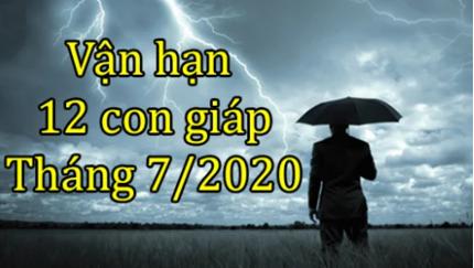 Những khó khăn, vận hạn của 12 con giáp trong tháng 7/2020