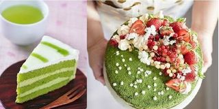 Cách làm món bánh gato trà xanh nhiều lớp ngon ngất ngây