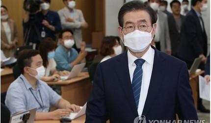 Tìm thấy thi thể thị trưởng Seoul mất tích