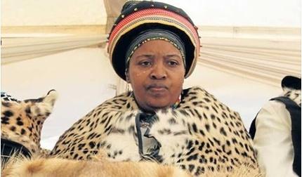 Nữ hoàng Noloyiso Sandile của Nam Phi qua đời vì Covid-19