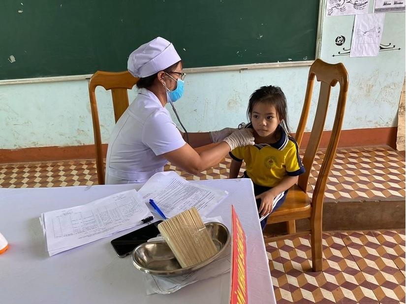 Gần 5 triệu dân tại Tây Nguyên được tiêm vắc xin phòng bạch hầu
