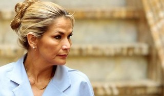 Nữ Tổng thống Bolivia dương tính với Covid-19