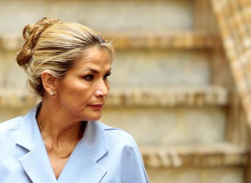 Nữ Tổng thống của Bolivia dương tính với Covid-19