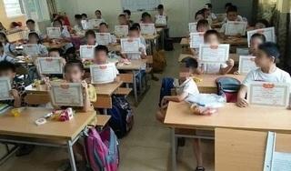 Tâm thư xúc động của thầy giáo gửi học sinh 'lẻ loi' vì không được giấy khen
