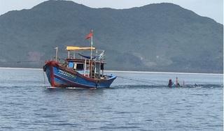 Tàu cá va chạm với ghe của ngư dân khiến 1 người chết, 1 người mất tích
