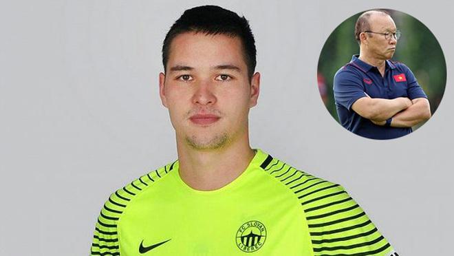 Thủ môn Filip Nguyễn tiết lộ dự World Cup cùng Việt Nam