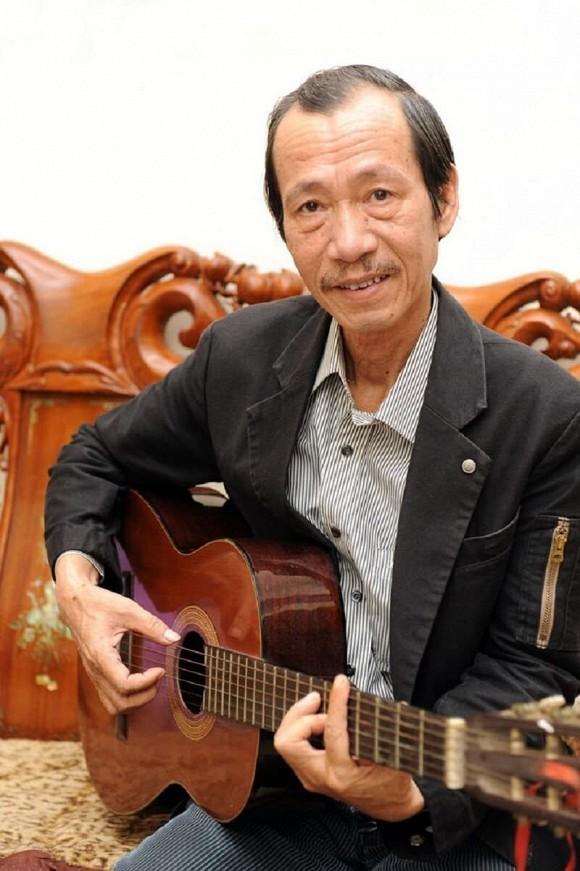 Nhạc sĩ Hà Hải của 'Cá vàng bơi' qua đời ở tuổi 70