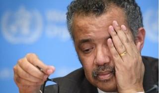 Tổng giám đốc WHO đã khóc ngay tại cuộc họp báo về Covid-19