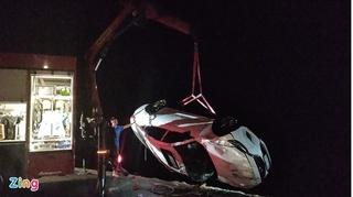 Vụ ô tô lao xuống biển ở Quảng Ninh: 3 nạn nhân đã tử vong