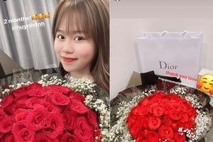 Quang Hải - Huỳnh Anh 'tình bể bình' kỷ niệm 2 tháng yêu đương đầy sóng gió
