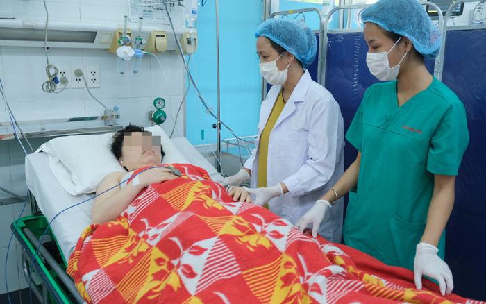 Xuất huyết âm đạo ồ ạt trong tuần 36 thai kỳ, mẹ con thai phụ được cứu sống ngoạn mục