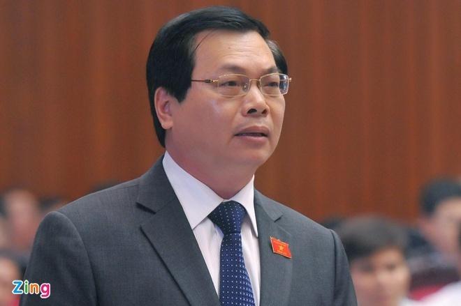 Cựu Bộ trưởng Vũ Huy Hoàng có thể đối diện án tù bao nhiêu năm?