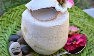 Cách làm thạch dừa xiêm ngon tuyệt cho ngày hè nắng nóng