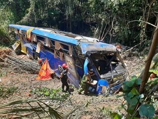 Lời kể của nạn nhân sống sót trong vụ xe khách lao xuống vực khiến 5 người chết