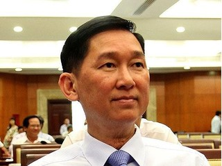 Con đường thăng tiến trước khi bị khởi tố của Phó Chủ tịch UBND TP.HCM Trần Vĩnh Tuyến