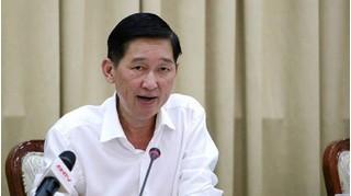 Đình chỉ công tác 3 tháng với Phó Chủ tịch UBND TP.HCM bị khởi tố