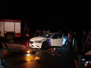 Choáng với nồng độ cồn của tài xế lái ô tô lao xuống biển làm 4 người chết