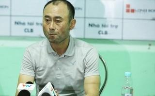 HLV Lee Tae Hoon ngợi khen Văn Toàn, bảo vệ Hồng Duy sau trận hòa Bình Dương