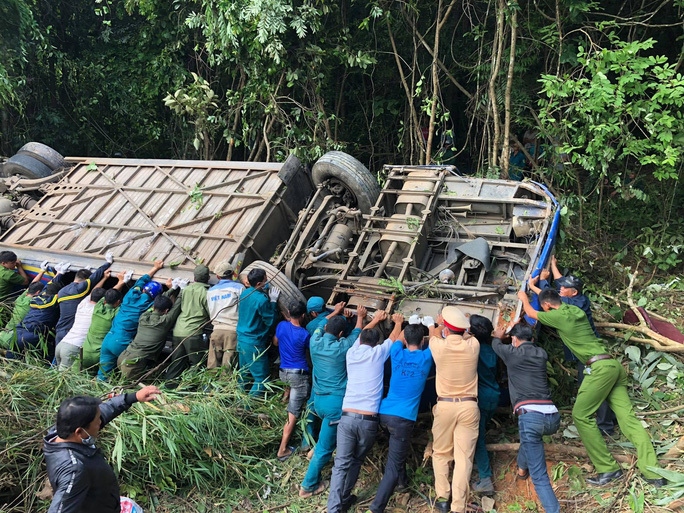 Vụ tai nạn khiến 6 người tử vong tại Kon Tum, sẽ chi trả hơn 2 tỷ đồng cho người gặp nạn và chủ xe