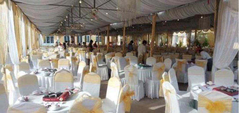 Lãnh đạo nói gì về việc cho cán bộ mượn chỗ tổ chức đám cưới linh đình