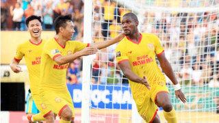 HLV Nam Định nói gì về chiến thắng trước Quảng Nam FC?