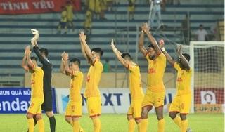 Bảng xếp hạng V.Laeague: Nam Định thăng tiến, Hà Nội FC rơi xuống nhóm cuối