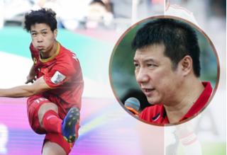 BLV Quang Huy: 'Không có cầu thủ nhập tịch trên tuyển, Công Phượng khó tỏa sáng'