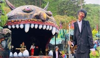 Diễn viên Lan Phương lên tiếng về khu du lịch Quỷ Núi 18+ gây ồn ào mạng xã hội