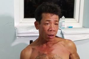 Bắt đối tượng dùng dao đuổi chém công an phường ở Đà Nẵng