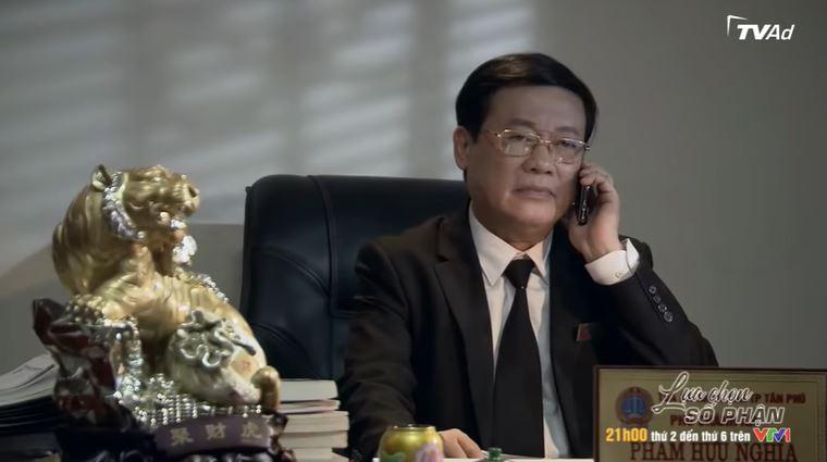 'Lựa chọn số phận' tập 19:Trang được thẩm phán Cường cầu hôn, Đức trốn sang nước ngoài