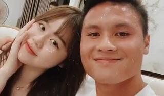 Quang Hải, Huỳnh Anh chia sẻ khoảnh khắc tình tứ bên nhau