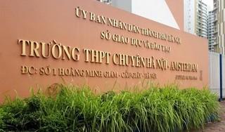 Tân Hiệu trưởng Trường THPT chuyên Hà Nội - Amsterdam là ai?